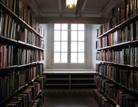 books & window